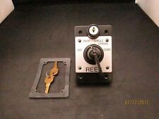 Rees 4-Position Selector Switch 04925-496 new