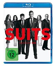 Blu-ray * SUITS - STAFFEL / SEASON 6 # NEU OVP +