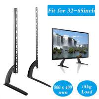 Universal TV Ständer TV Standfuß 32-65 Zoll LCD LED Fernseher Höhenverstellbar