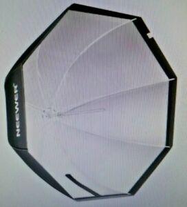 Neewer 48 inches/120cm Octagonal Softbox, S-Type Bracket Holder