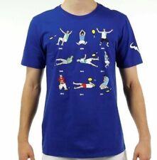 Nike Court Rafa NADAL Wins French Open ROLAND GARROS Men's T-Shirt 887005 495