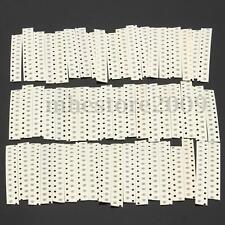 560Pcs 56 Value 0805 SMD (1 ohm~ 10M ohm) Metal Film Resistors Assortment kit 1%