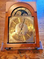 Sligh Triple Chime Clock Dial Face Movement 500-0017 114cm Pendulum