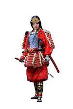 POPTOYS de Japón Genpei Heroine Tomoe Gozen con Metálicas Armour 1/6 Figura