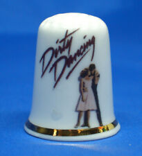 Birchcroft Thimble  -- Dirty Dancing Movie Poster --   Free Dome Box