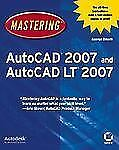 Mastering AutoCAD 2007 and AutoCAD LT 2007 by George Omura (2006, Paperback)