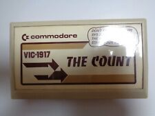 COMMODORE VC-20 / VIC-20 --> THE COUNT (VIC-1917) / CARTRIDGE