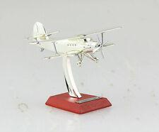 Antonov AN-2 1947 verchromt Flugzeug Legenden Atlas 1:200 Modellflugzeug 08