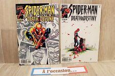 Marvel Comics Spider-Man - Death & Destiny part 1 and 2 - 2000