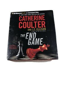 A Brit in the FBI: The End Game by J. T. Ellison and Catherine Coulter 2015 New