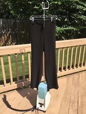 NWT Talbots Black Machine Washable Dress Pants 18W 2X