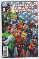 Justice League of America #1 (Oct 2006, DC) Brad Meltzer Ed Benes D