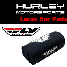FLY Racing Pivot Riser Handlebar Crossbar Bar Pad SnowCross - BLACK (18-97110)
