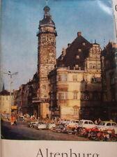 Altenburg Kunstgeschichtliche Städtebücher Seemann Verlag DDR
