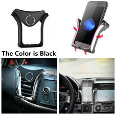 Black Mobile Bracket Car Holder Outlet Cell Phone Navi Support for Car Air Vent