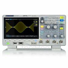 SIGLENT SDS1204X-E Super Phosphor Oscilloscope 4-channel 200 MHz 1 GSa/s 14 MB