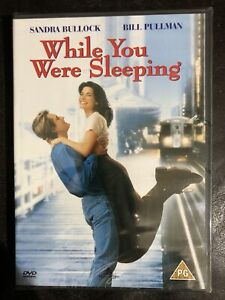 While You Were Sleeping DVD, 2003 BRAND NEW & SEALED REGION 2