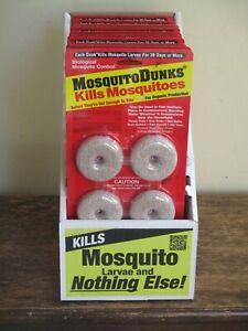 Summit Mosquito Dunks Biological Safe Larvae Control 72 Dunks 12/6pks