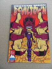 Shotgun Mary : Deviltown 1 . Antartic Press 1996 - FN +