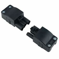 3 Pole Male and Female Locking Lighting Connector IP30