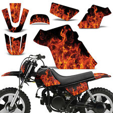 Decal Graphic kit for Yamaha PW 50 Dirt Bike MX Motocross Deco PW50 90-07 ICE O