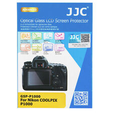 JJC GSP-P1000 Optical GLASS LCD Screen Protector Film for Nikon P1000 Ultra-thin