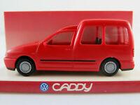 Rietze/VW VW Caddy II Kombi (1995-2003) in rot 1:87/H0 NEU/OVP