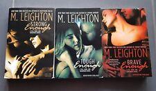 M. LEIGHTON**Complete Tall, Dark & Dangerous Series**  3 BOOKS   Tspb  HTF