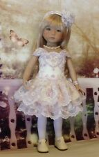 """""""LAVENDER AND LACE""""  OOAK-  FITS LITTLE DARLING  DIANNA EFFNER 13"""""""