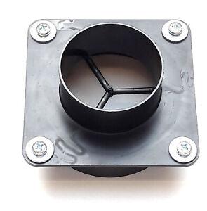 FELDER Schlauchreduktion Schlauchanschluss an Maschine 80/120 mm
