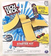 Tech Deck Starter Kit - Ramp Set and Board