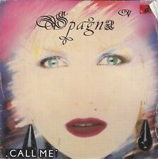 "SPAGNA - call me 7"""