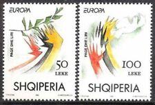 Albanien Nr.2556/57 ** Europa Cept 1995, postfrisch