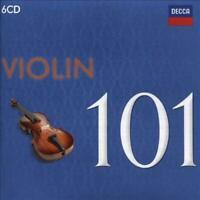 Violin 101 (Box 6 CD - Nuovo)