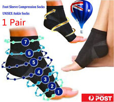 Foot Sleeve Plantar Fasciitis Compression Socks Sore Achy Swelling Heel Ankle MN