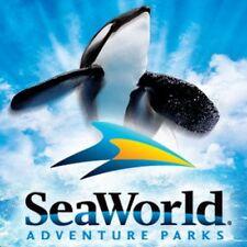 SEAWORLD ORLANDO  FLORIDA 2-DAY VISITS TICKETS $86.99  A PROMO DISCOUNT TOOL
