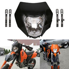 Headlight Head Lamp Light Streetfighter For EXC XCF XCW SXF KTM Motorcycle Gi VU