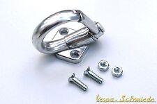 VESPA Gepäckhaken - Chrom - V50 PV ET3 PX Lusso T5 90 125 Special Spezial – Alu