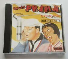 Louis Prima & Keely Smith – Buona Sera (CD) – Mint Condition*