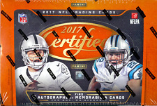 2017 PANINI CERTIFIED FOOTBALL HOBBY SEALED BOX - IN STOCK!
