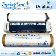 Doulton Carbon/Charcoal Home Kitchen Water Filters
