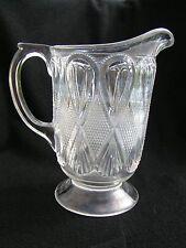 Maryland Milk Pitcher U.S. Glass