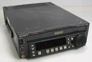 Sony J-H1 HDCAM Digital Video Cassette Player 10884