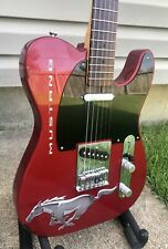 Fender Telecaster Ford Mustang Limited Edition Guitar