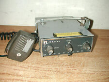 Vintage Johnson Messenger Iii 12-Channel Cb Radio With Mic, Untested As Is