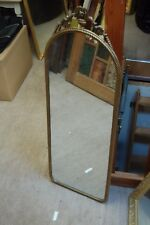 french style metal framed mirror