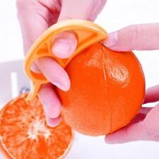 Pelador de Naranjas Limones Citricos fácil abridor de plástico para cortar piel