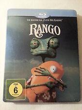 Rango Blu Ray Limited Steelbook, Region Free