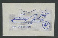 Guernsey SARK 1967 Def 4d Vignette PROOF no gum
