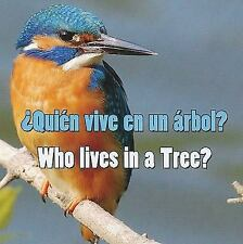 Quien Vive en un Arbol? / Who Lives In A Tree? (Rourke Board Books)-ExLibrary
